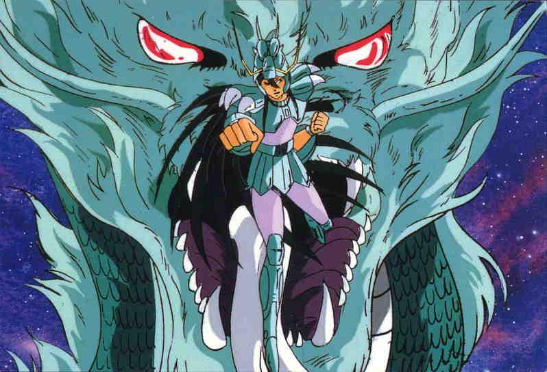 chevalier du zodiaque shiryu